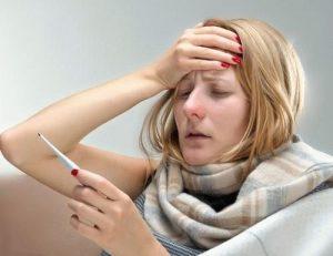 Болит спина и давит на низ живота