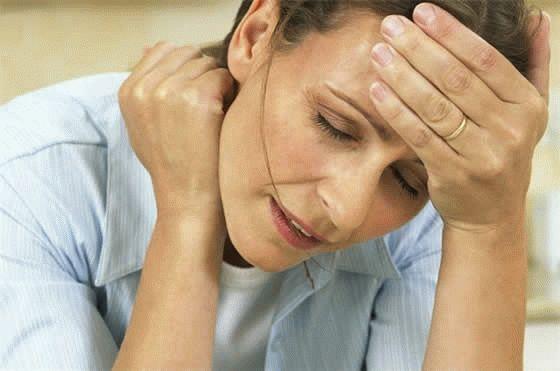 Резкие перепады давления головокружение