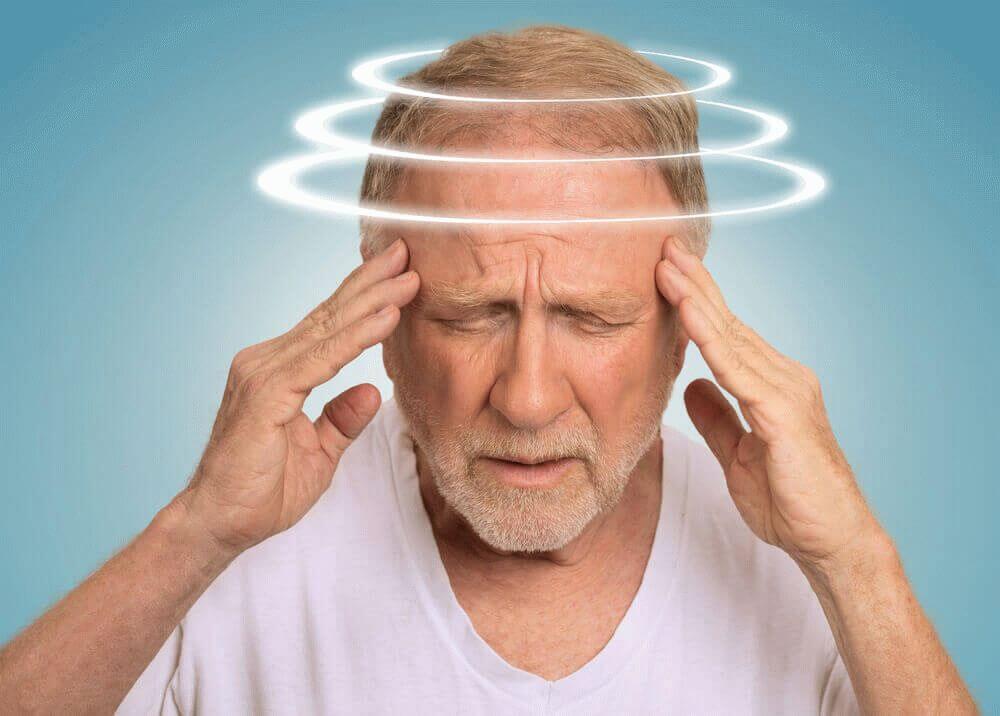 Головная боль и головокружении при стрессе