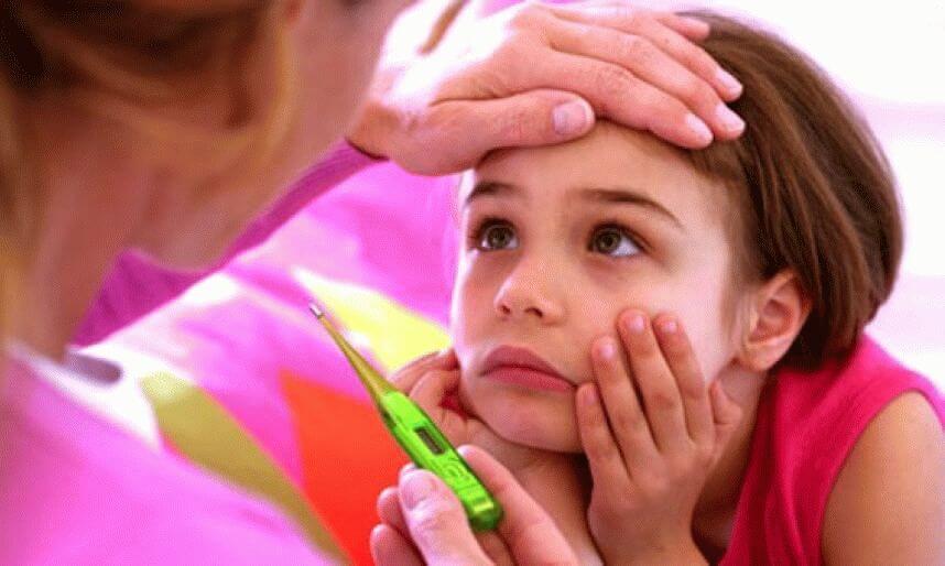 Картинки по запросу температура у ребенка