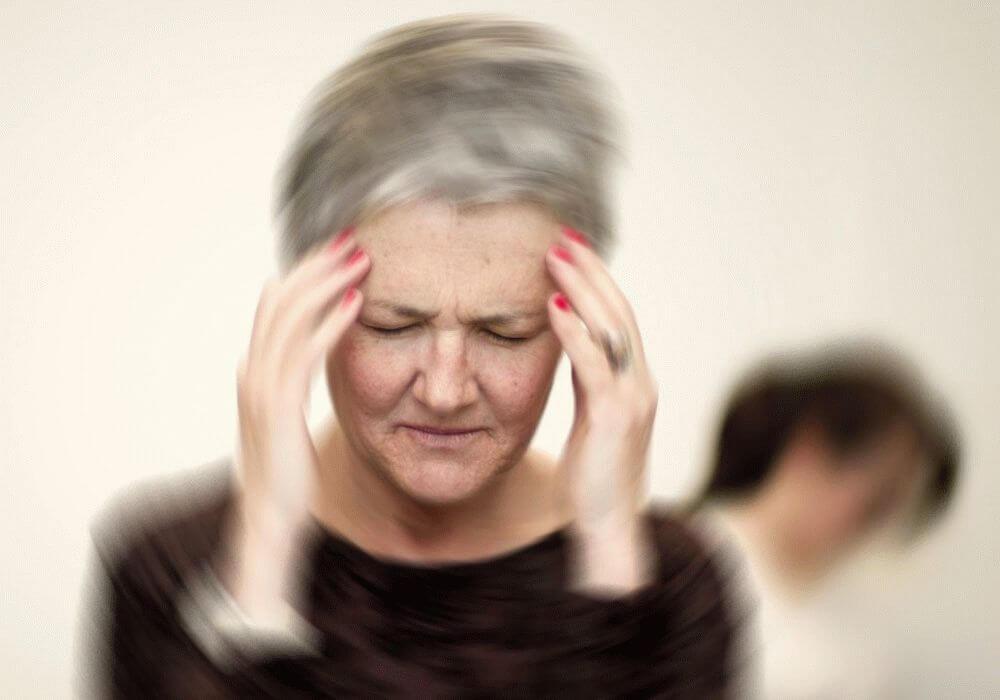 Шейный остеохондроз и чувство тревоги