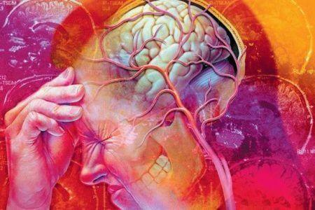 Признаки внутричерепного давления у взрослых