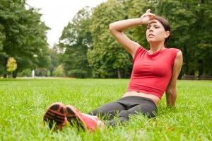 После физических нагрузок болит голова: основные причины
