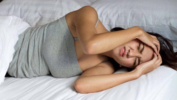 Менструальная мигрень - как бороться