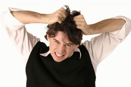 болит кожный покров головы