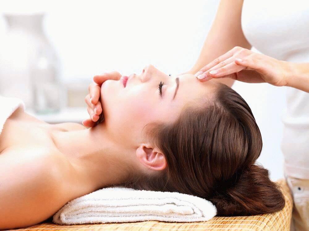 Точки для снятия головной боли и давления
