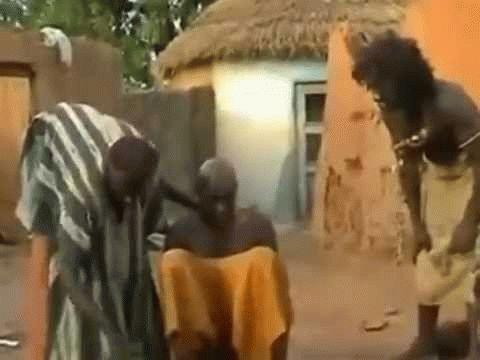 Как в африке лечат головную боль