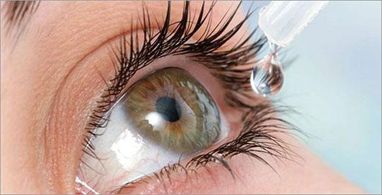 Глаз и капли для глаз