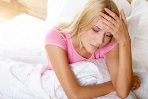 головная боль до задержки при беременности