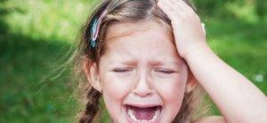 На что обращать внимание, когда ребенок ударяется головой?