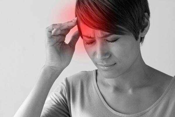 Сильная головная боль лоб и виски