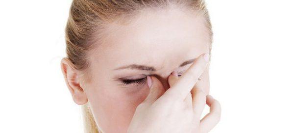Болит переносица и голова - что делать