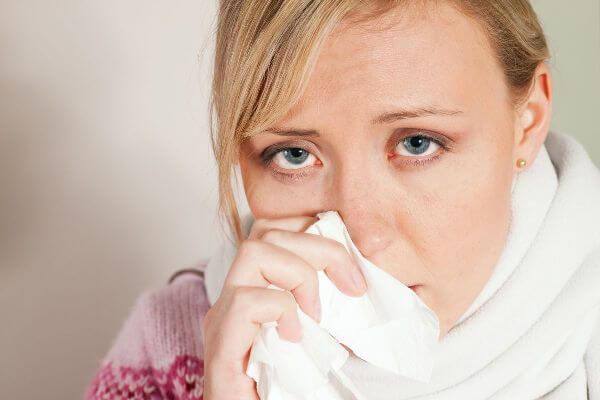 Головная боль при насморке - Всё о головной боли