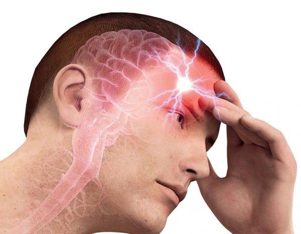 Повышенное головное давление